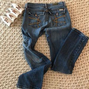 David Kahn Jeans. Size 27